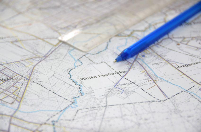 Mapa geodezyjna